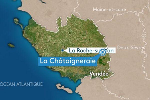 L'épicentre du séisme se situait à la Châtaigneraie en Vendée