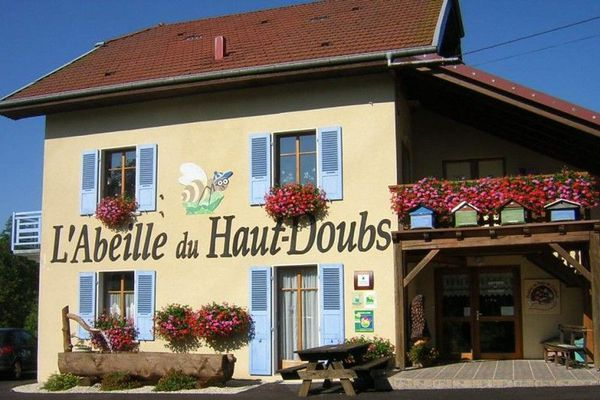 Photo d'archive de l'Abeille du Haut-Doubs.