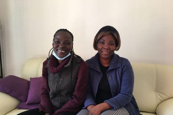 Lydia Veyrat, une Béninoise installée en Savoie depuis mai 2019, faisait l'objet d'une obligation de quitter le territoire.