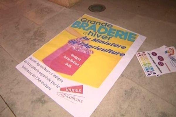 Les jeunes agriculteurs des Landes se joignent au mouvement national de contestation.