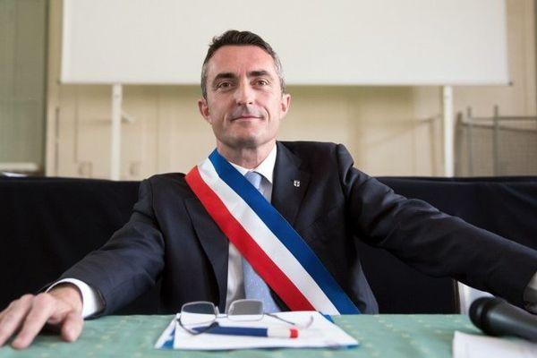 Stéphane Ravier, maire FN du 7ème secteur de Marseille.