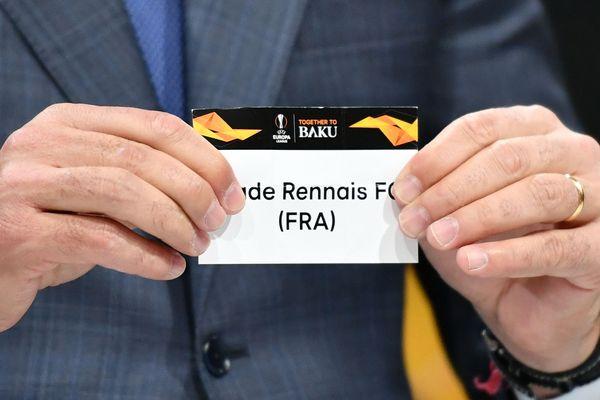 Le tirage au sort a désigné Arsenal comme adversaire pour le Stade Rennais