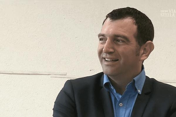 Jean-Charles Orsucci, maire de Bonifacio et président du groupe Andà Pà Dumani.