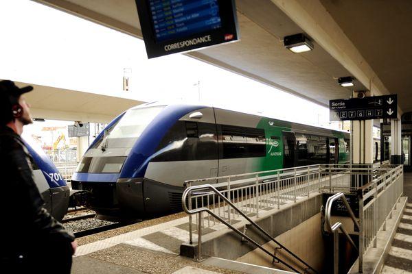 La ligne SNCF entre Moulins et Clermont-Ferrand fait face à de nombreux retards