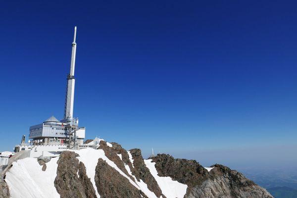 Pic du Midi de Bigorre, Hautes-Pyrénées.