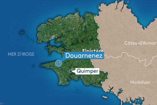 Le corps a été repêché dans le port de Douarnenez (29)