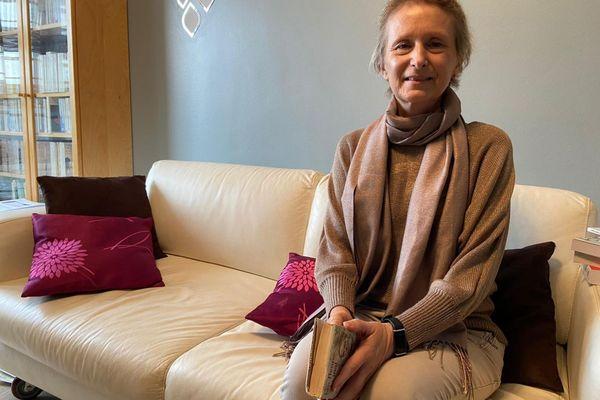Magalie Minetto se bat depuis six ans contre un cancer du sein triple négatif.