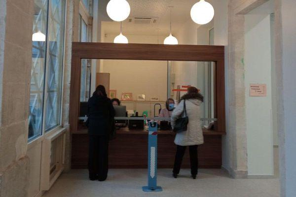 Les premiers patients ont été accueillis dès 8 heures ce lundi 4 janvier