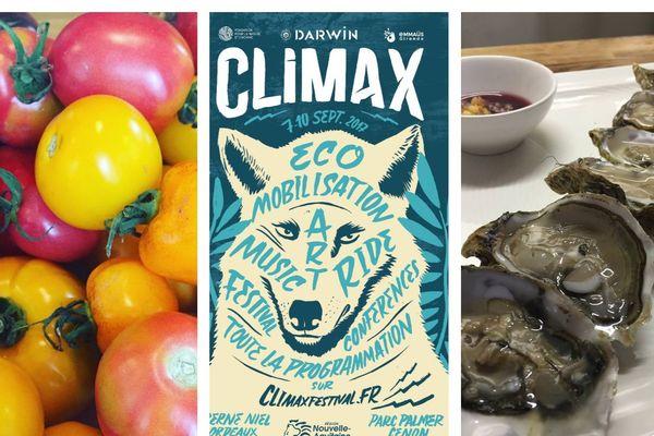 Xavier Hamon est l'ambassadeur français du Slow Food pour les chefs cuisiniers. Il intervient vendredi au festival Climax à Bordeaux.