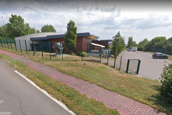 Le Multi-accueil Tam-Tam Doudous de la Croix-Rouge française à Faulquemont (Moselle).