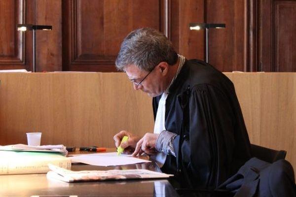 Alain Dreyfus-Schmidt, l'un des avocats de Yacine Sid