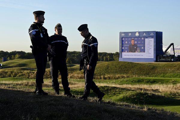 L'accès au Golf National (Yvelines) est restreint pendant la Ryder Cup.