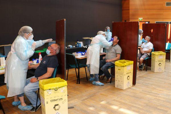 Coronavirus dans le Nord : Le département dépasse le seuil de vigilance
