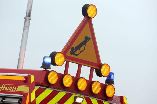 Illustration. Un accident entre trois poids lourds a fait un mort, ce lundi 29 juin, sur l'A26 à hauteur de Ecquedecques (Pas-de-Calais).