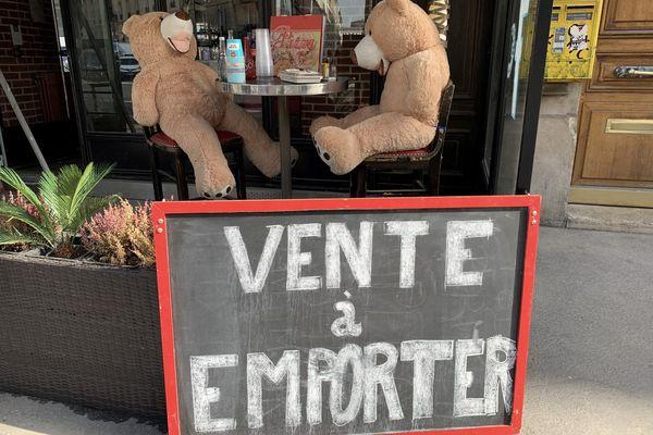 Alors qu'en France, les terrasses des restaurants sont encore fermées, les suisses s'apprêtent à rouvrir a partir du 19 Avril