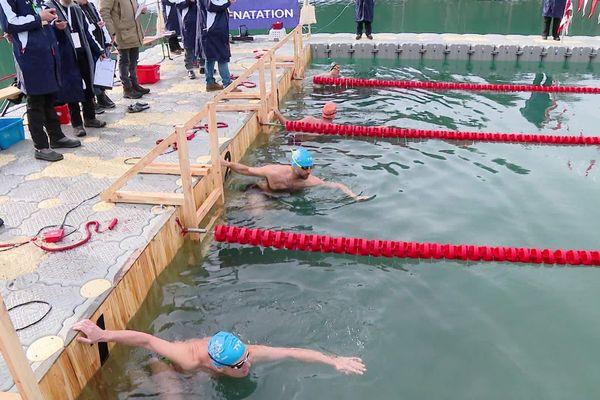 La championnat de France de nage en eau glacée a lieu du 29 février au 1er mars 2020 à  Samoëns en Haute-Savoie.
