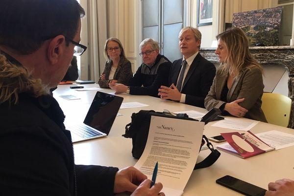 Coronavirus : Le maire de Nancy Laurent Hénart met en place un accueil pour les enfant des personnels de santé et de sécurité
