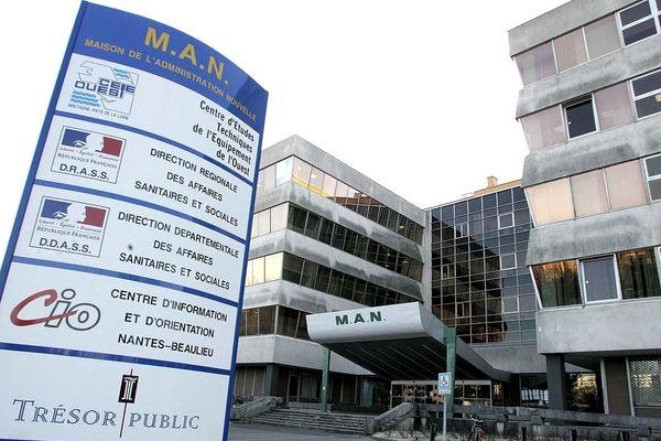 MAN DE NANTES (Maison de l'administration nouvelle)
