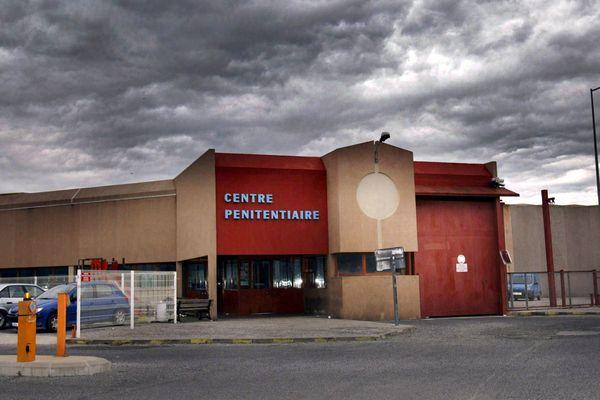 Perpignan - le centre pénitentiaire - archives