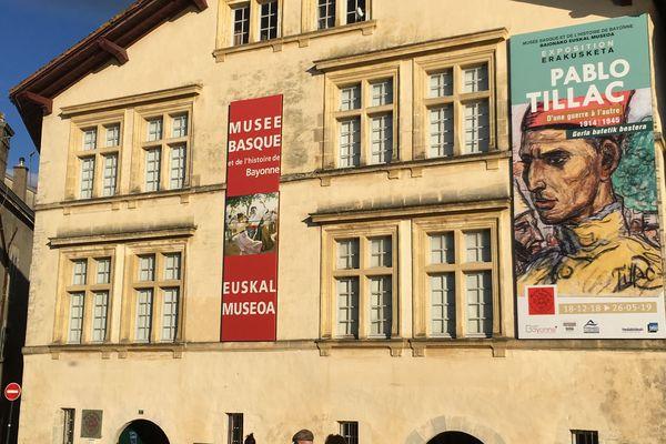 Le musée basque, quai des corsaires à Bayonne