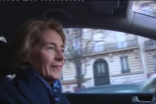 Une folle journée dans la peau de Caroline Cayeux après la victoire de François Fillon à la primaire de la droite et du centre