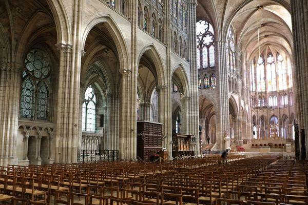 La rénovation de l'orgue de la basilique de Saint-Denis, dégradé fin mars, aura coûté 10 000 euros (illustration).