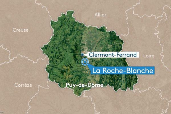 Vendredi 20 décembre, le maire de La Roche-Blanche, dans le Puy-de-Dôme, a pris un arrêté d'évacuation qui concerne 15 familles qui habitent en contre-bas d'une falaise surplombant la ville.