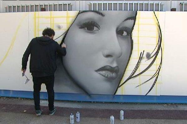 Le graffiti, un art à part entière.
