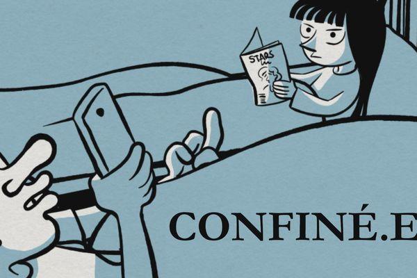 Folimage a notamment produit l'adaptation de la bande dessinée de Riad Sattouf Les Cahiers d'Esther, Histoires de mes 10 ans, parue chez Allary Editions.