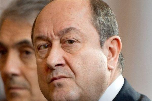 Bernard Squarcini, le 12 janvier 2012