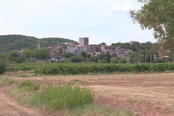 Jusqu'à 60% de baisses de précipitations ont été enregistrées dans le Gard et dans l'Hérault.