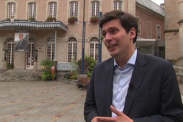 Jean Hingray, nouveau sénateur des Vosges