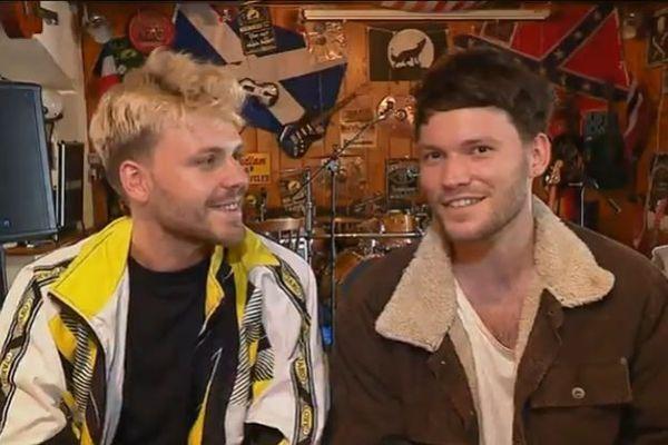 Les deux girondins Elie et Mattia ont conquis le public polonais avec leur duo pop BeMy, ils aimeraient maintenant séduire le public français
