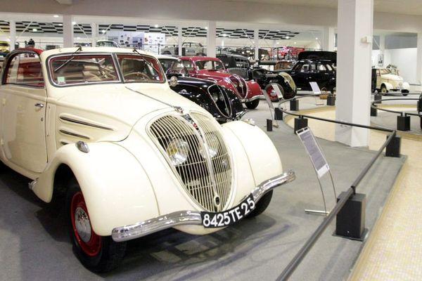 Musée de l'Aventure Peugeot.