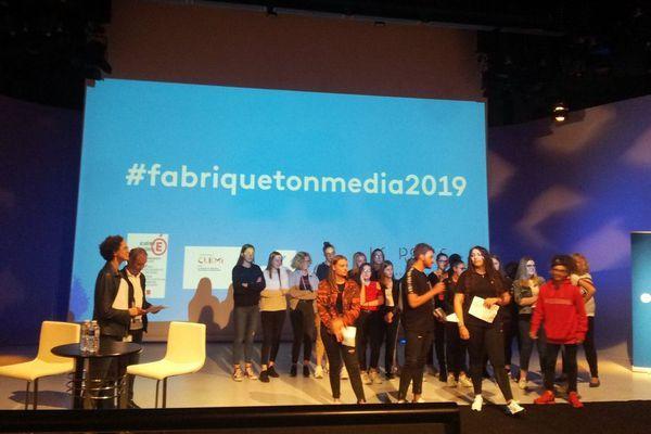 Edition 2019 de l'opération #fabriquetonmedia