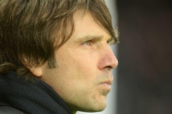 Jean-Luc Vasseur est le nouvel entraîneur de l'équipe féminine de l'OL. Photo d'archive.