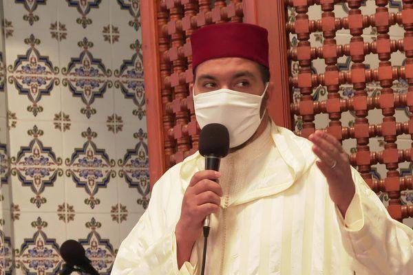 Le message de fraternité de Mustapha Elkouzini, le nouvel imam de la grande mosquée de Montpellier.