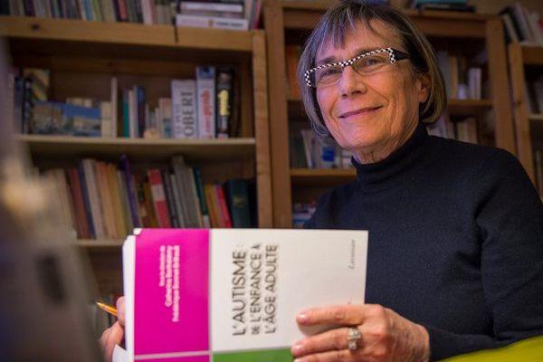 La chercheuse Catherine Barthélémy, primée par l'Inserm pour ses recherches sur les enfants autistes.