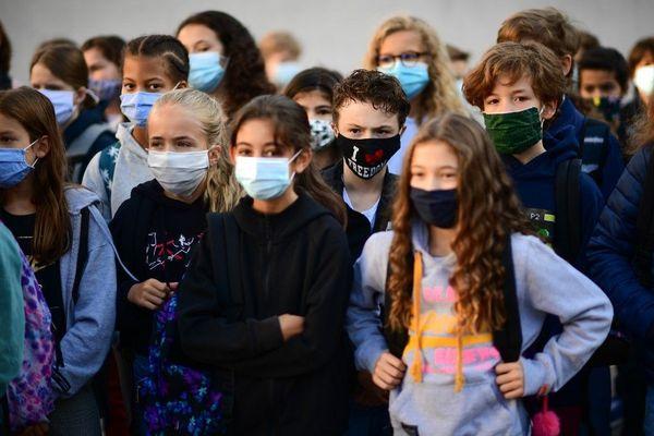 A Lyon et Villeurbanne, deux villes situées en zone rouge, le masque est obligatoire depuis le 1er septembre