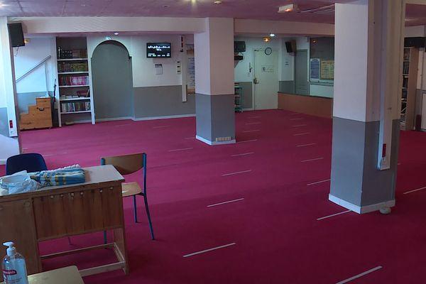 A Draguignan, cette salle de prière sera transférée dans un autre bâtiment.