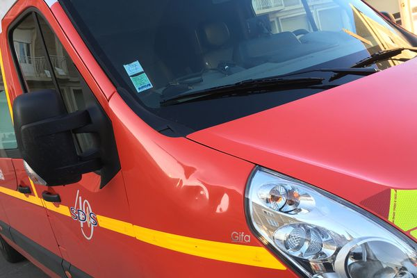 Une trentaine de pompiers de différents centres de secours ont été mobilisés sur ce sinistre.
