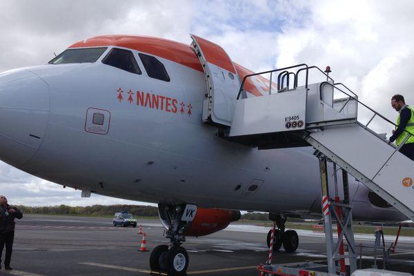 Demain, mercredi 23 décembre, il devrait être possible de voyager à nouveau vers le Royaume-Uni depuis Nantes Atlantique.