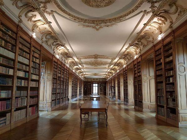 Saint-Mihiel - Bibliothèque bénédictine - photo OT