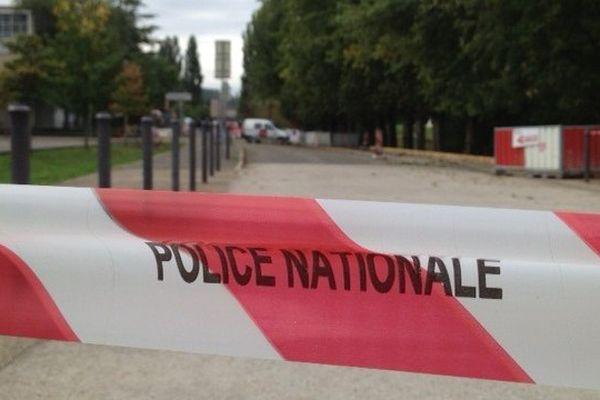 Les lieux de la découverte du corps dimanche à Cahors