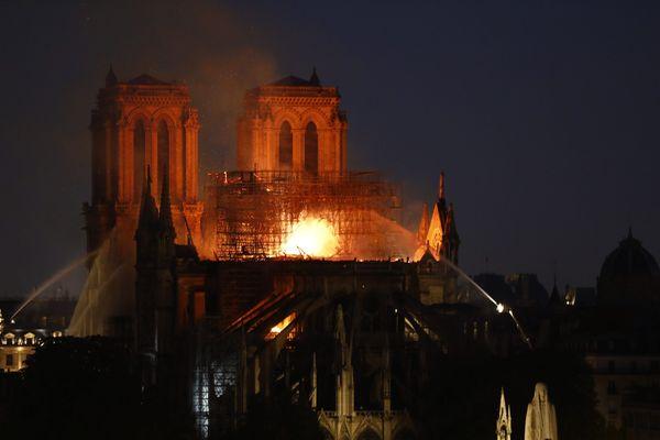 Le problème du plomb inquiète certains habitants depuis l'incendie de Notre-Dame, en avril dernier.
