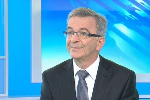 François Bonneau, président de la région Centre
