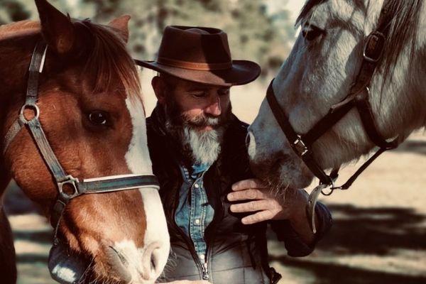 Comme d'autres propriétaires de centres équestres, Thierry Laborde s'inquiète pour la santé des chevaux et pour l'avenir de son centre.