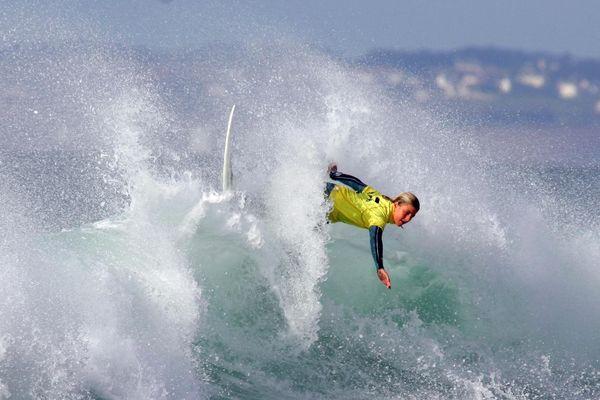 La Torche, l'un des meilleurs spots de surf en Bretagne