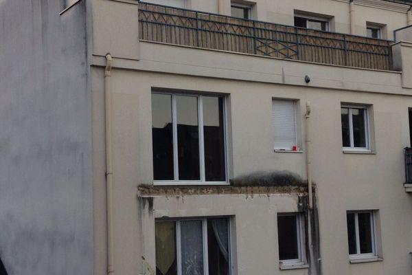 Les juges d'instruction ont rendu leur réquisitoire dans l'histoire des balcons effondrés d'Angers le 9 mars 2021