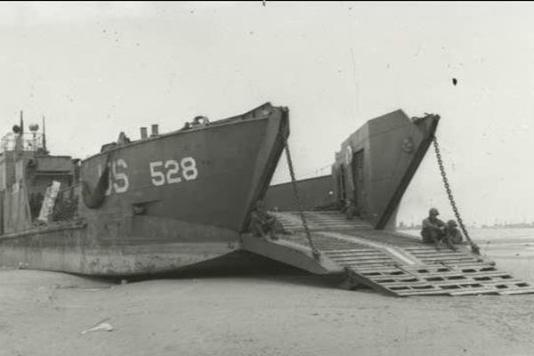 Une réplique d'une barge Higgins sera offerte en juin prochain au Musée d'Utah Beach